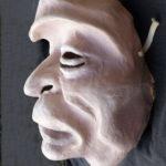 Maske-teater-karrikatur